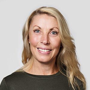 Helena Söderquist, verksamhetsområdeschef Regionservice, Region Sörmland